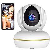 Camara Vigilancia SUPEREYE 1080P Cámara IP, Cámaras de Vigilancia WiFi...