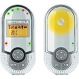 Motorola MBP16 - Vigilabebés audio plug-n-go con modo eco y luz nocturna,...