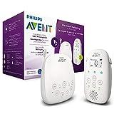 Philips Avent SCD713/00 - Vigilabebes con privacidad y seguridad DECT, luz...