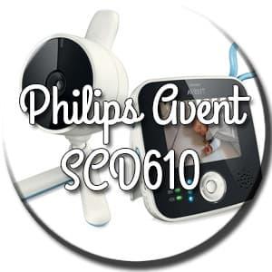Philips Avent SCD610