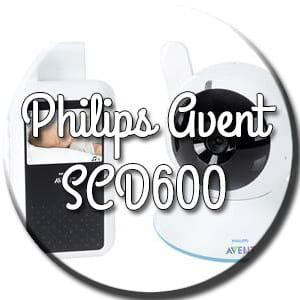 Philips avent scd600