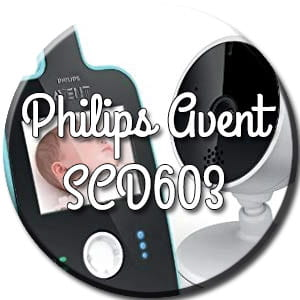 Philips avent scd603