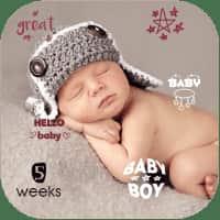Baby Milestones & Pics